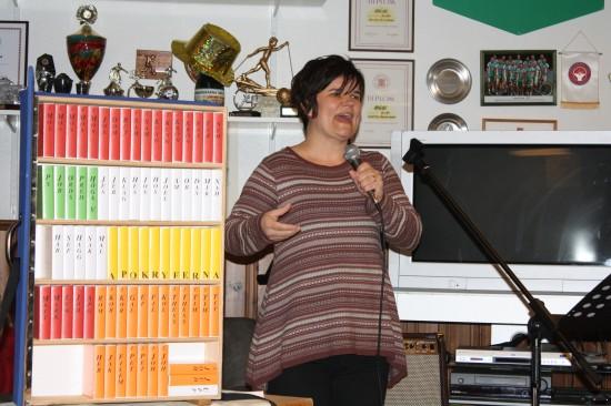 Tarja Lindqvist, familjegudstjänst, bibeläventyret, gottne if