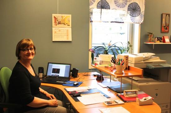 Jag heter Elisabeth Svärdtorp och är föreståndare på Frälsningsarméns Öppna Sociala verksamhet i Luleå