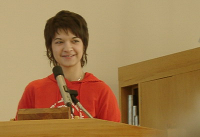 Annika predikar