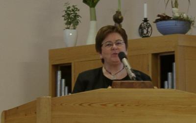 Alice Lindblad var mötesledare