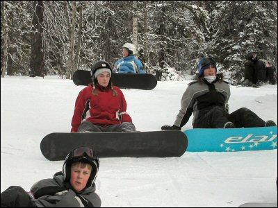 Snowboardgänget